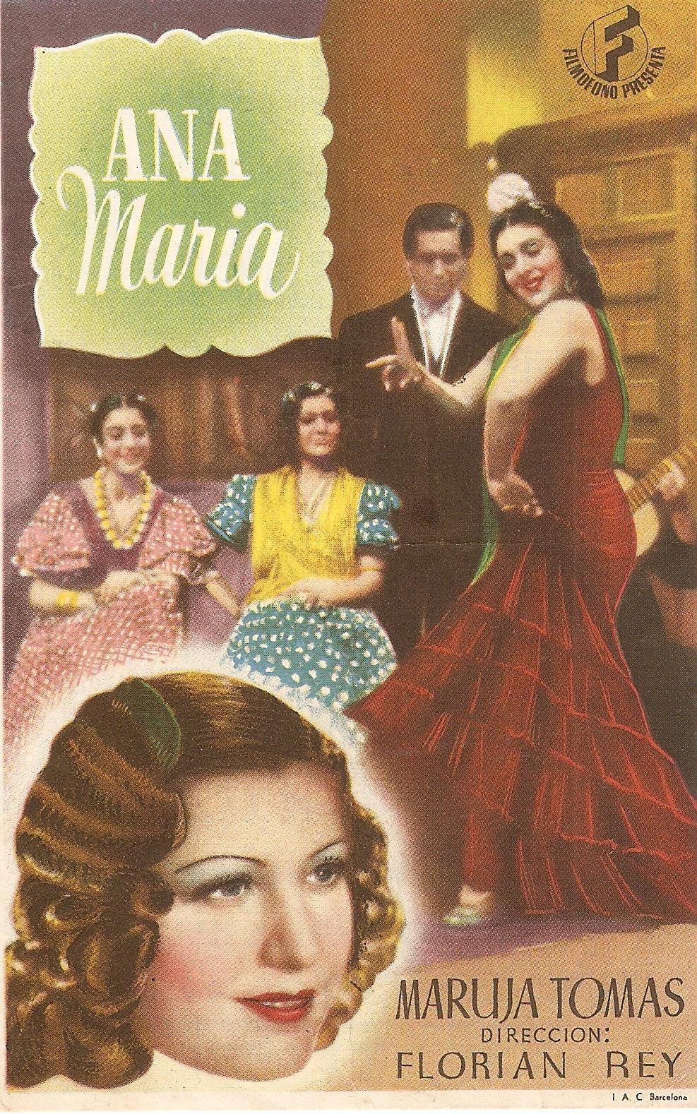 Ana María Maruja Tomás