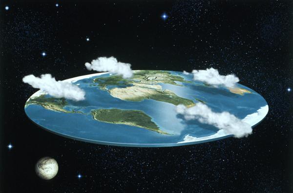 Alberto Fabra carga contra los astrónomos valencianos por asegurar que la tierra es redonda.