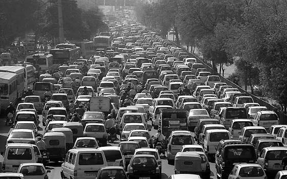 El cotxe devora la ciutat…i la igualtat