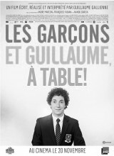'Guillaume y los chicos, ¡a la mesa!'