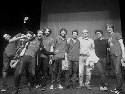 Hugo Mas i Arthur Caravan triunfadores de los premios 'Ovidi'
