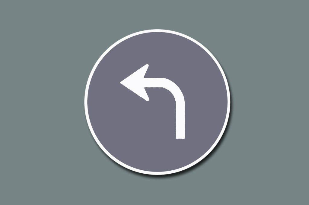 Vista a la izquierda