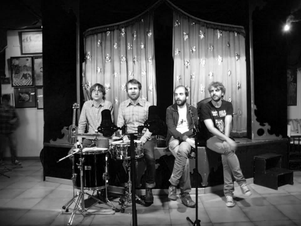 Arthur Caravan en el programa 'Sonido Directo' de TVE1