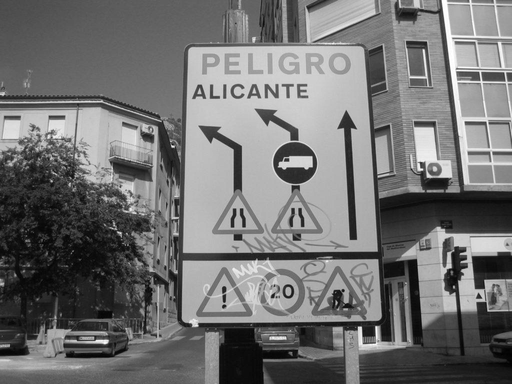 Peligro Alicante