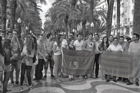 País Valencià: Un problema, de nom Espanya