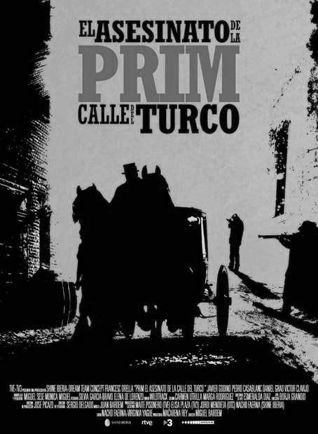 Dos alcoyanos autores del asesinato del general Prim según una serie de TVE