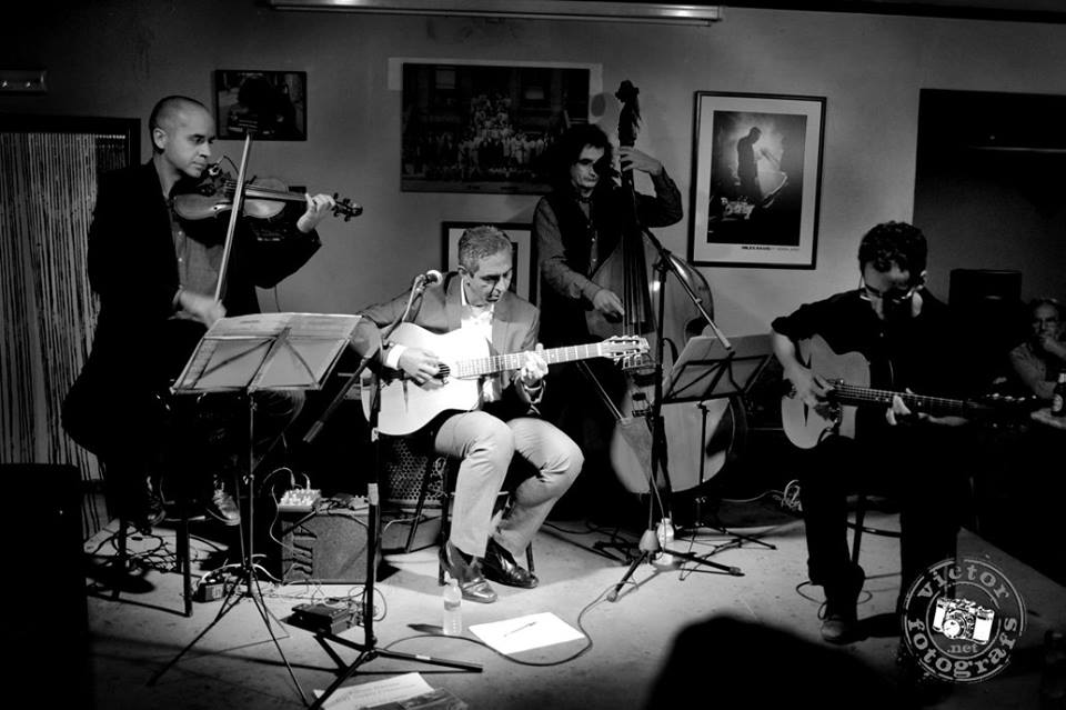 Jazz per a inquiets: Fabián Barraza, el toc que encisa el swing
