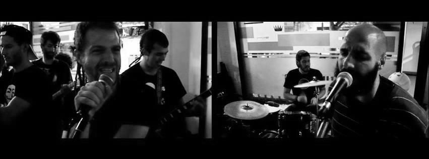 'Derrumbe' inicia una campanya per finançar el seu primer disc