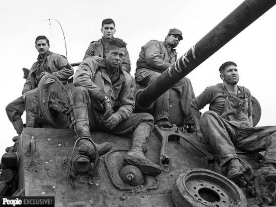 'Corazones de acero' y las irrefrenables ganas de volver a ver 'Los cañones de Navarone'