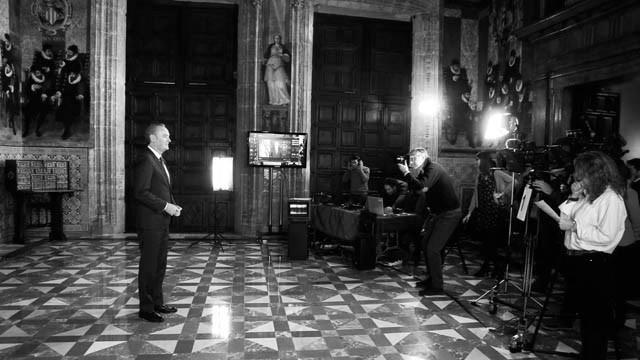 La semana: discursos televisivos para un país sin tele, final de un suplicio y crónicas del atasco