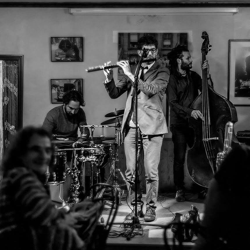 Jazz per a inquiets: Flute'en Trio, quan la música és tota una exquisidesa