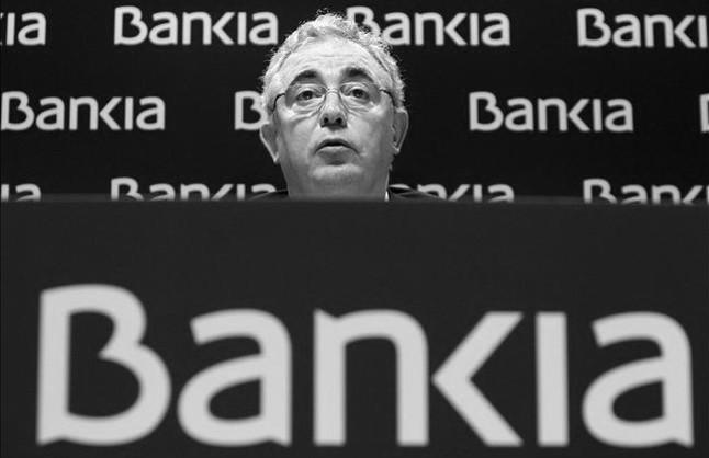 El alcoyano Francisco Verdú pone en evidencia a la cúpula de Bankia en el caso de las tarjetas black