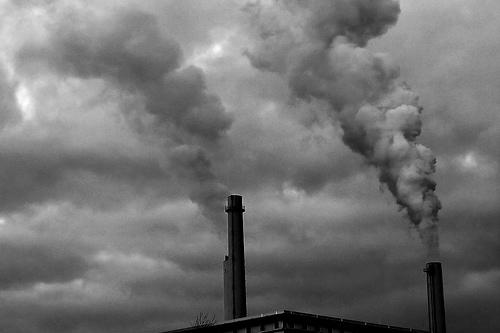 A Alcoi, durant el 2014, hem continuat respirant aire contaminat