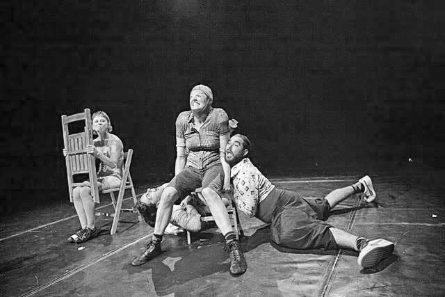 """El Principal presenta este miércoles la obra """"El fandango de Marx"""", un montaje a mitad de camino entre el teatro y el circo"""