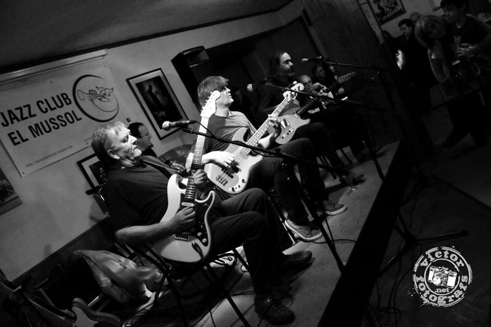 Jazz per a inquiets: Graham Foster, la guitarra enèrgica