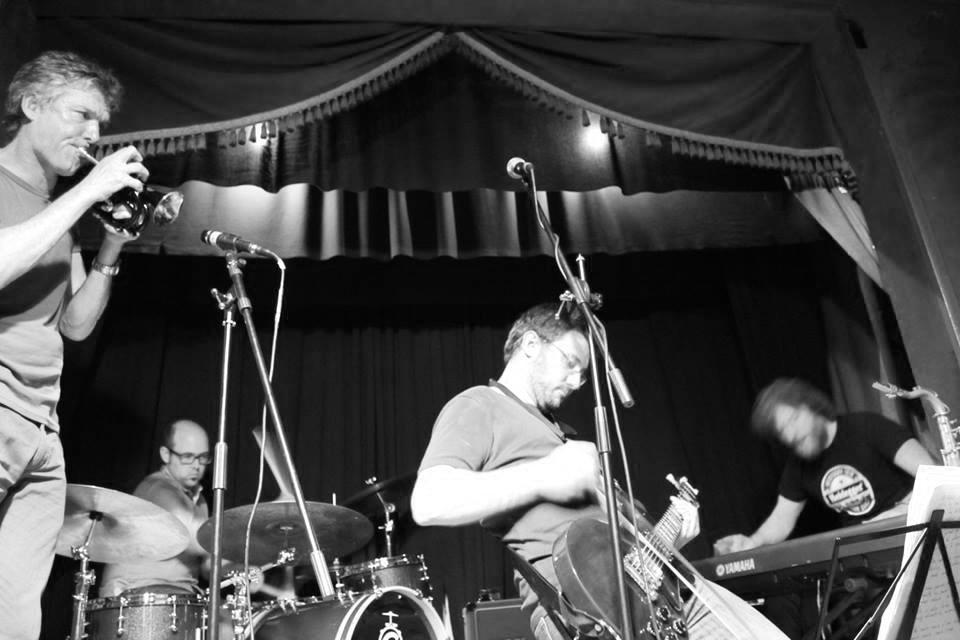 Pentàpolis, una atmosfera original i desoladora d'Hugo Mas i el duo Cavallo