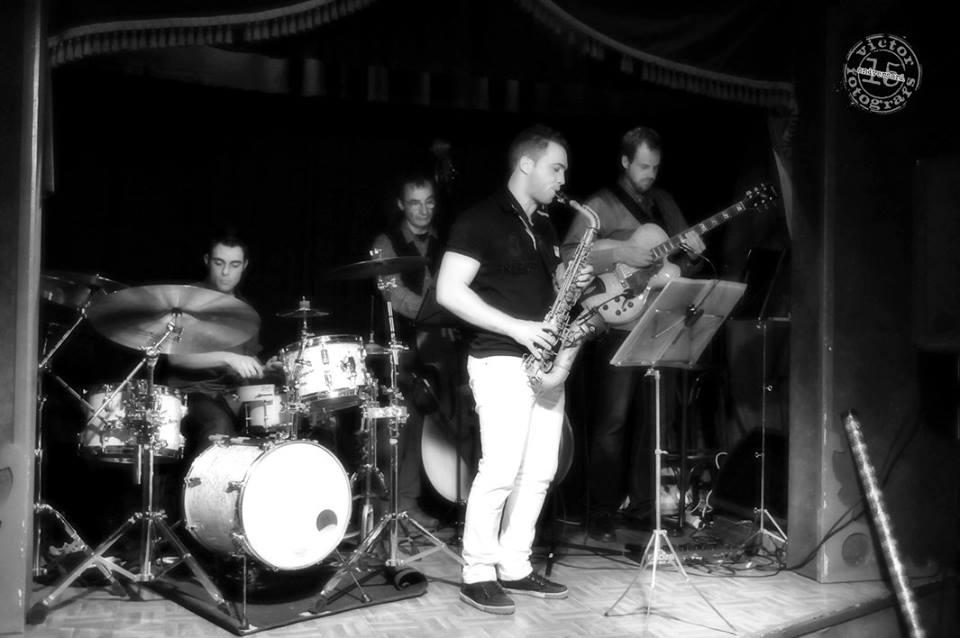 Jazz per a inquiets: Life Line Quartet, un grup jove amb moltes propostes