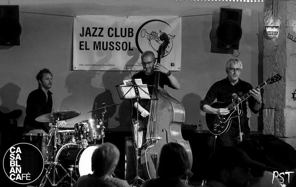 Jazz per a inquiets: Joan Soler Trio, música per assaborir