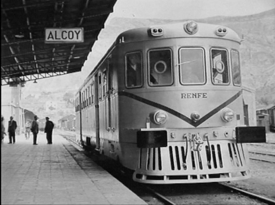 Crònica general del tren Alcoi-Xàtiva
