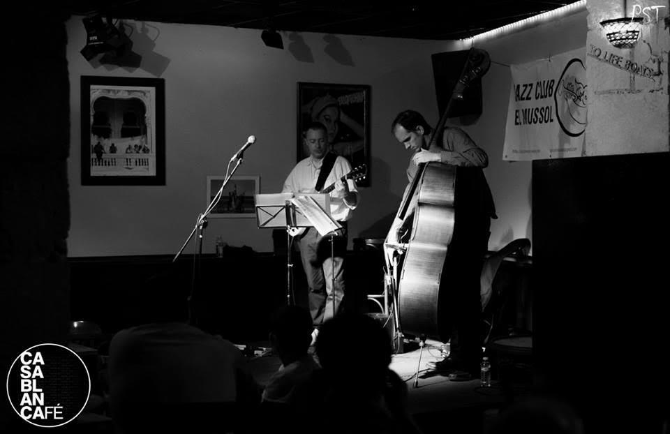 Jazz per a inquiets: Matt Baker i Fabio Zambelli, el lirisme musical