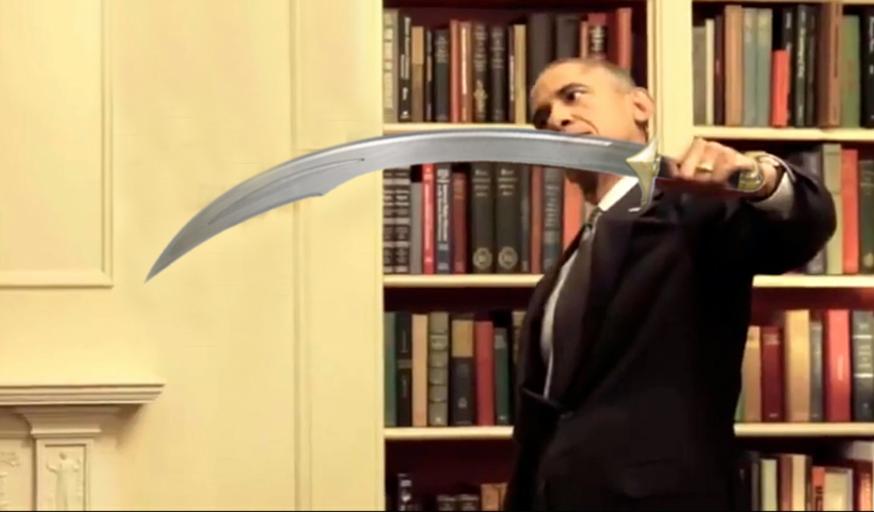 El presidente de los EE.UU., Barak Obama,  podría asistir como invitado a los actos del 'Mig Any' fester