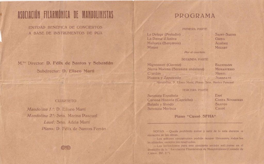 1919-01-12_AFM-programa-cuarteto_1