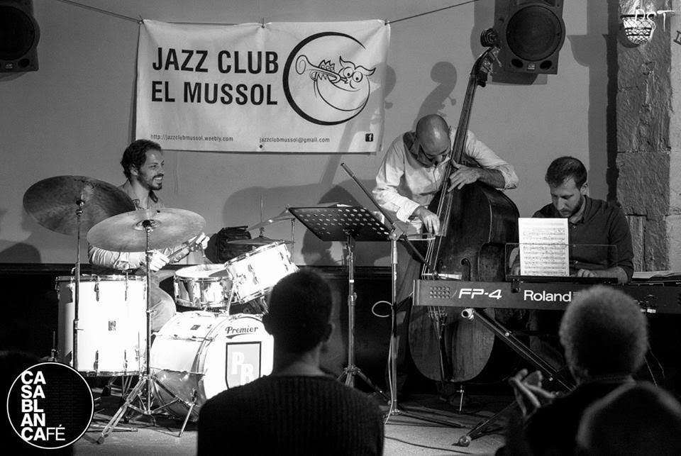 Jazz per inquiets: Roberto Guiaquinto, el joc de la complicitat