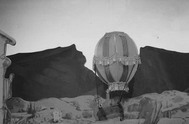 I Tirisiti se n'anà… amb el globus de Milà