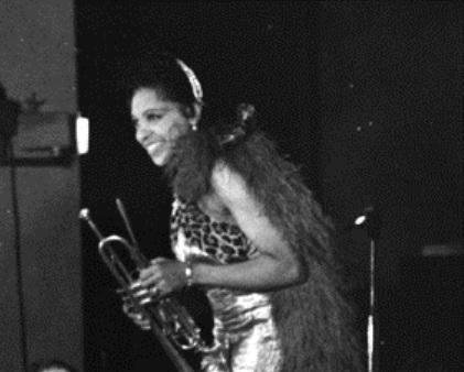 Valaida Snow, una de les primeres instrumentistes