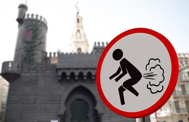 El Ayuntamiento controlará las emisiones de metano de particulares durante las próximas fiestas de San Jorge