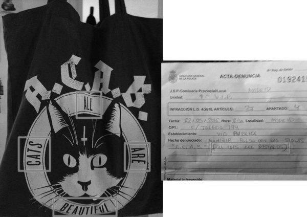 El Ministerio del Tiempo y la Santa Inquisición o No sin mi gato