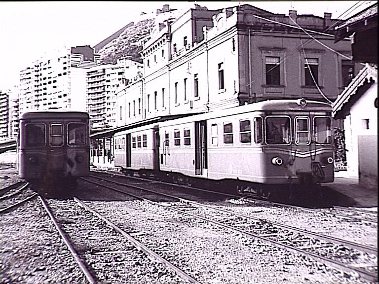 El tren de la costa