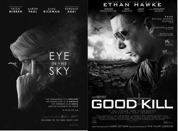 Espías desde el cielo / Good kill