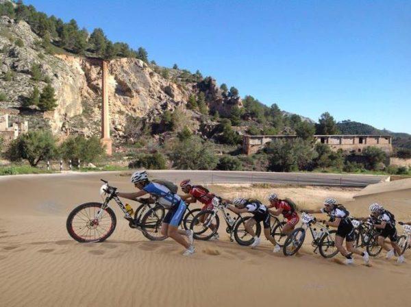 Localizan en el Teular del Llonganisser al grupo de ciclistas extraviados de la Vuelta a España