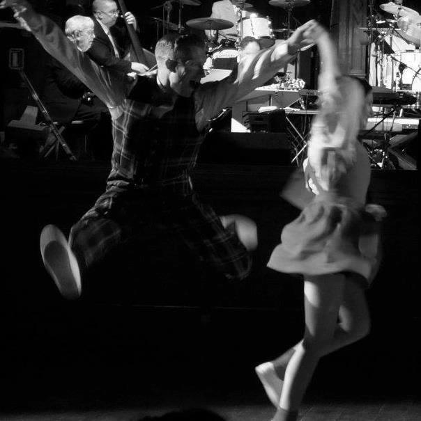 Alcalà balla swing