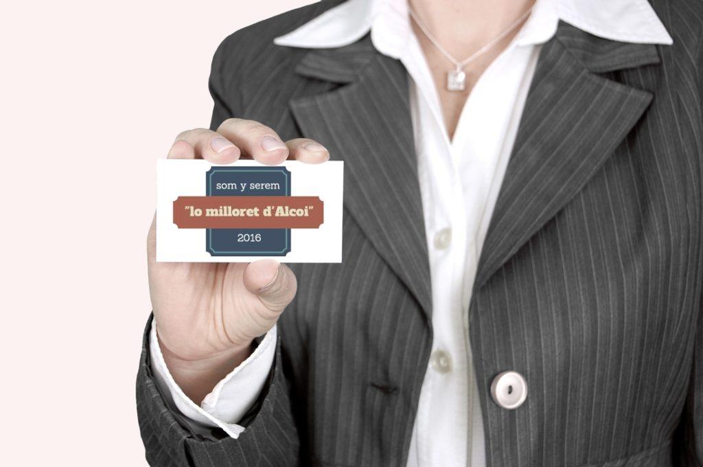 ALCOYENOR, el sello que certificará la calidad de los productos alcoyanos.
