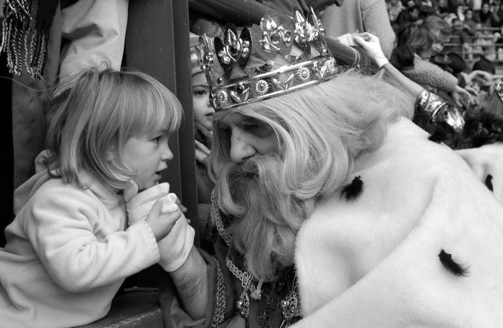 Los Reyes Magos, ¿mentira o ilusión? ¿fantasía o consumismo?