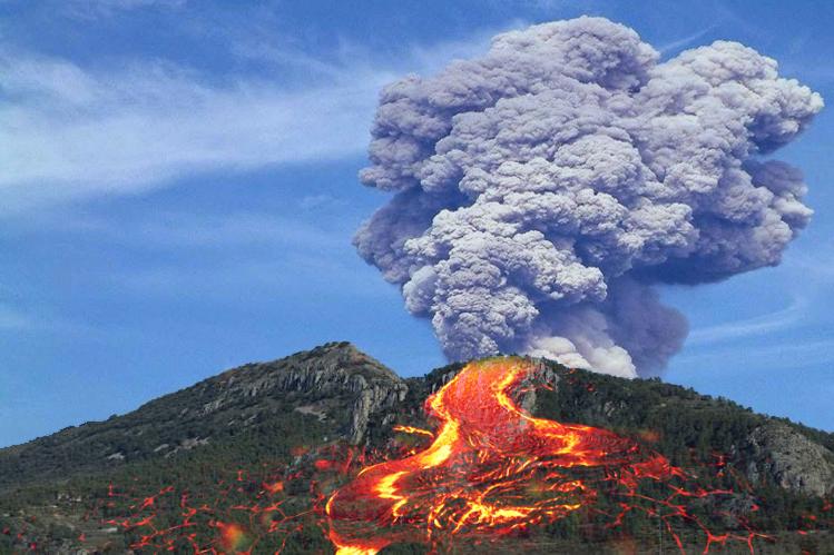 Tras la nevada, el temporal de lluvia, las rachas de viento y el terremoto de 2,2 grados, el Ayuntamiento no descarta convertir la Serreta en un volcán para optar al título de 'Ciudad Meteorológicamente y Geológicamente Activa' del año