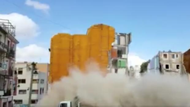 El Ayuntamiento solicitará que los derrumbes y corrimientos  del centro de Alcoi sean declarados Patrimonio Inmaterial de la Humanidad