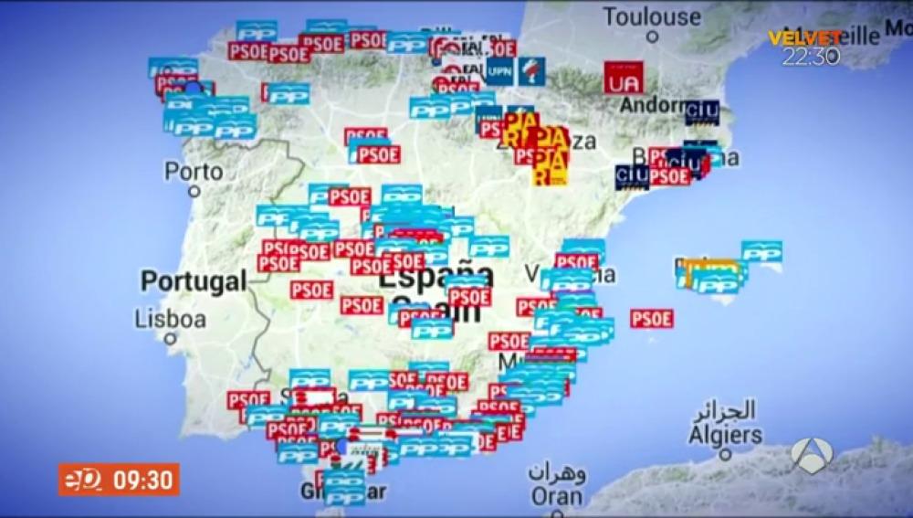La UNESCO declarará a España reserva natural de corruptos de la biosfera y paraíso universal de la mamandurria
