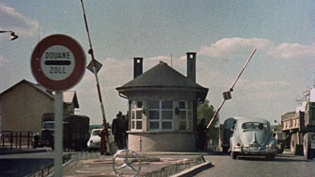El Ayuntamiento de Cocentaina planea incluir en la futura pasarela sobre la N-340 un puesto de control a la manera del Chekpoint Charlie que se llamará Checkpoint Hipòlit