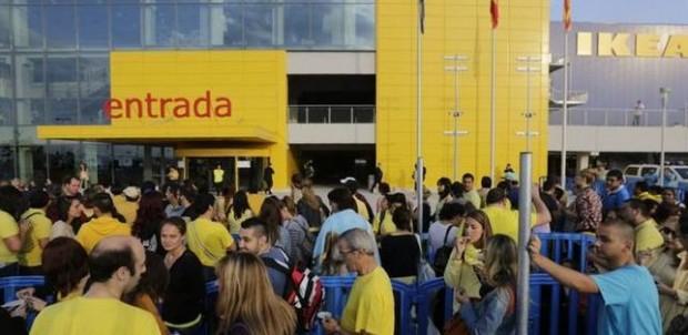 Los suecos se copian el Trail Solidari y organizan la ultramaratón TransIkea en el Ikea de Alfafar