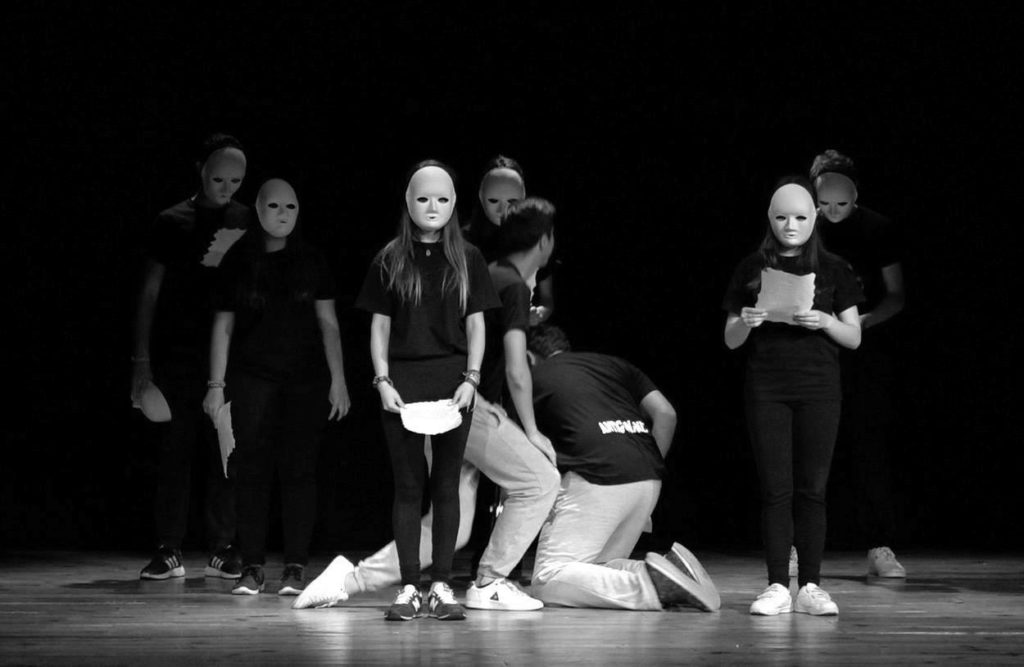 I Mostra de Teatre Escolar