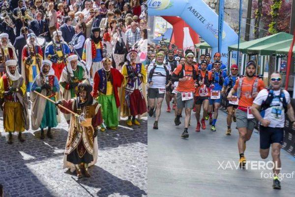 10 pareguts raonables entre el Trail Solidari i les Festes de Moros i Cristians