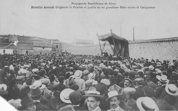 75 anys de la mort del ministre Juan Botella Asensi