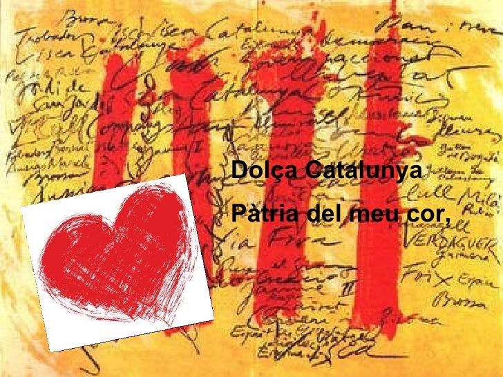 Catalunya en el cor