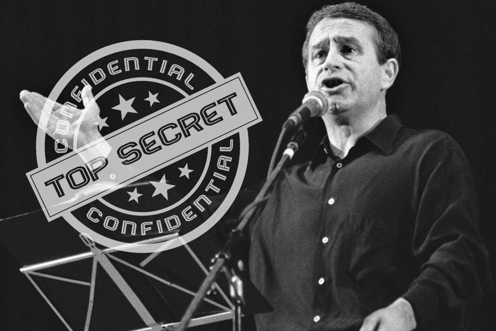 Els papers secrets de L'Escenari: Ovidi Montllor