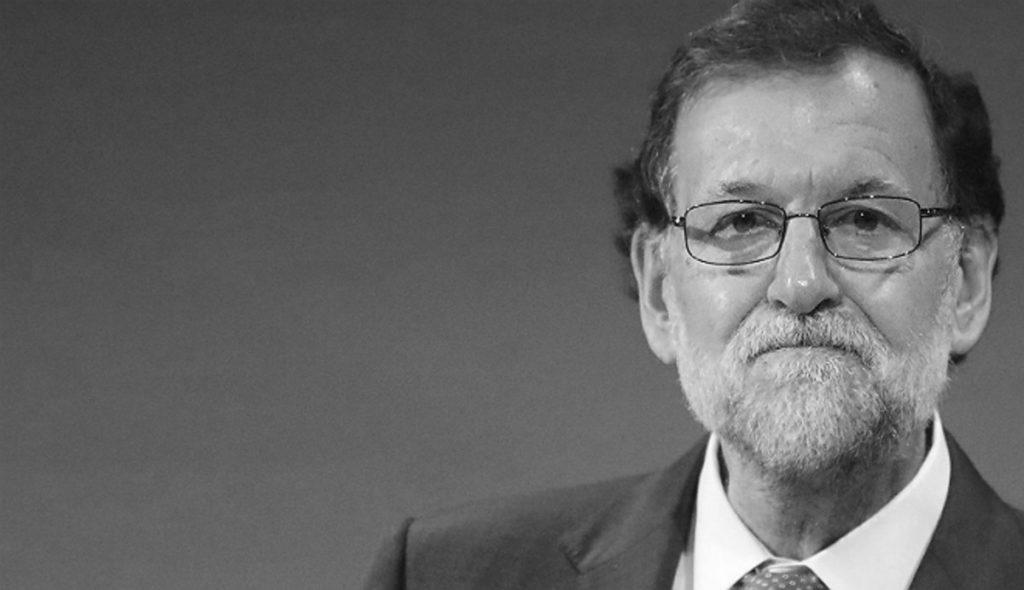 Rajoy, ves-te'n