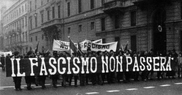 Solidaritat contra el feixisme