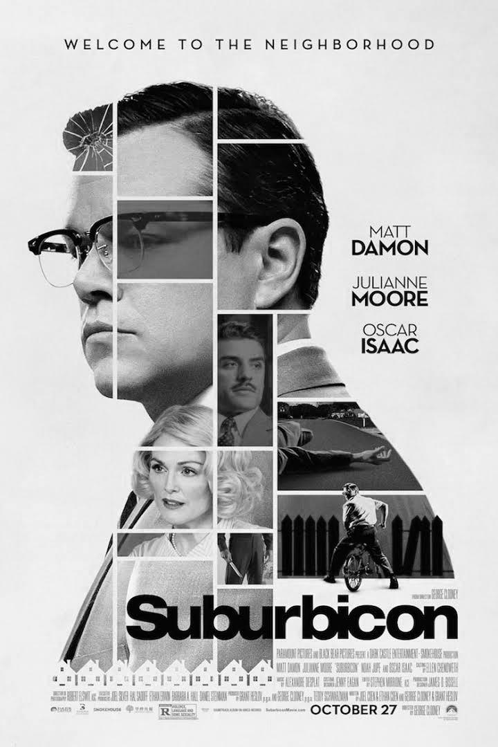 'Suburbicon', un concepto salvaje